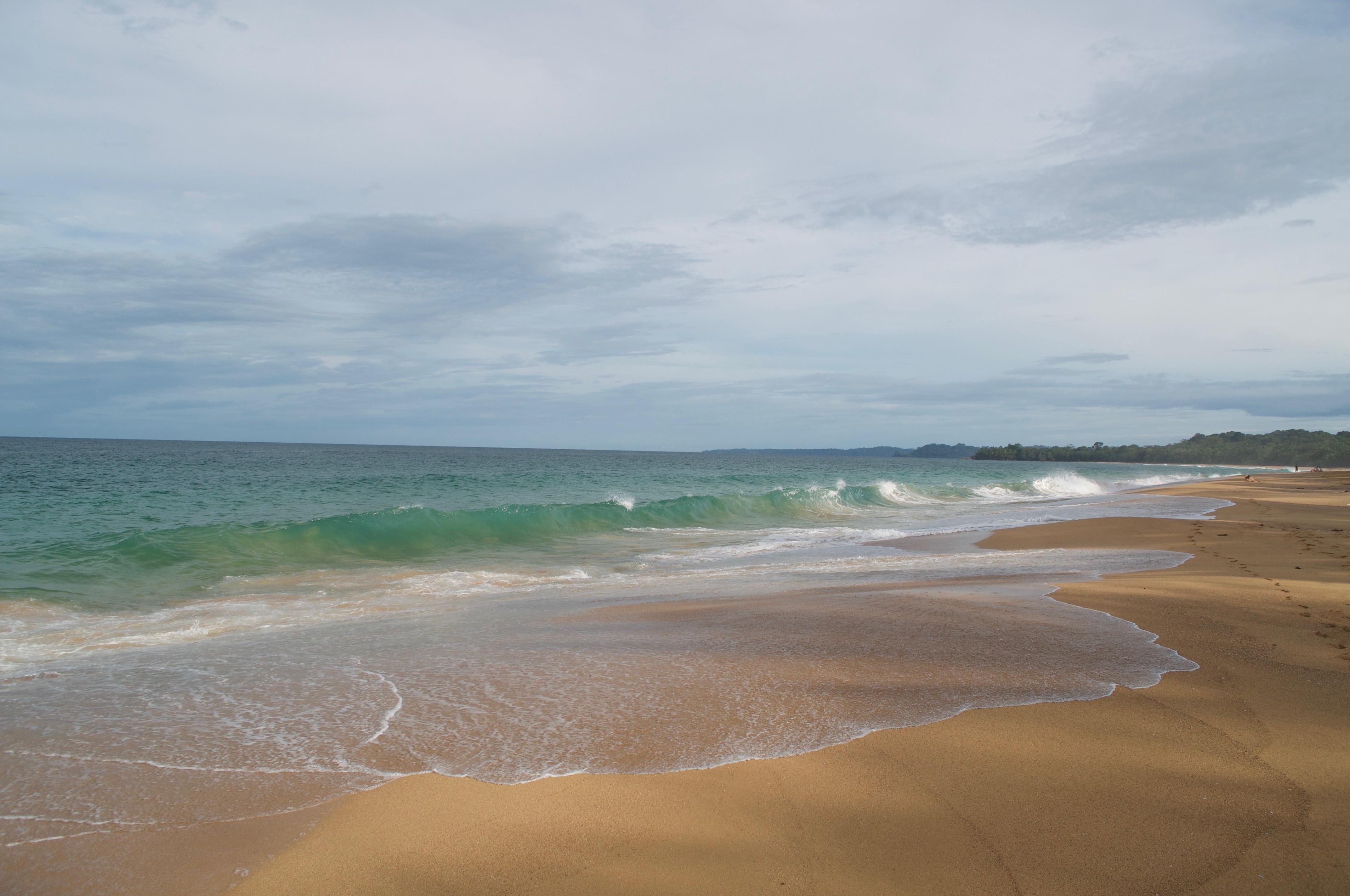Schnorcheln und Red Frog Beach
