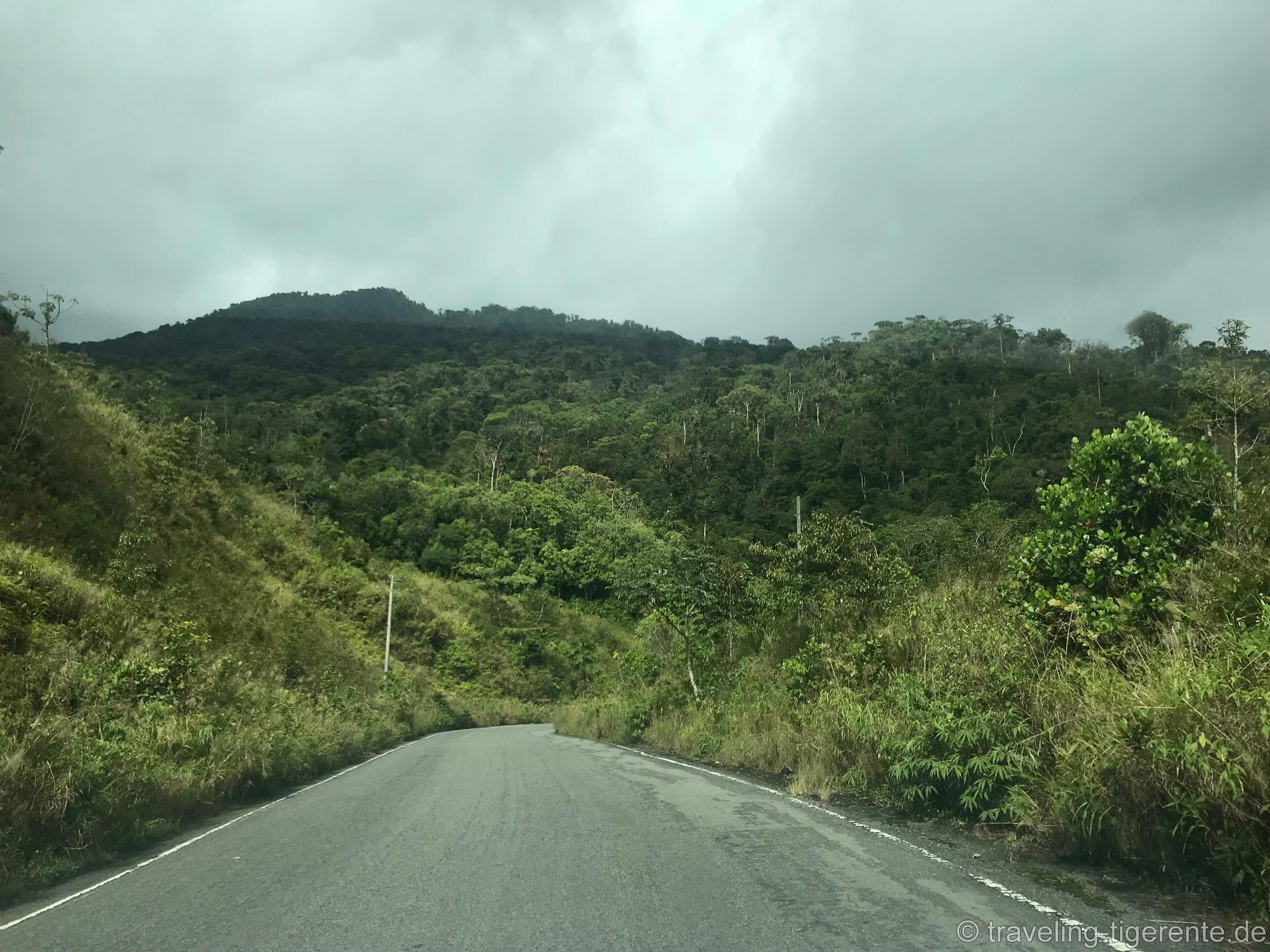 Von Panama City nach Almirante – Quer durch Panama