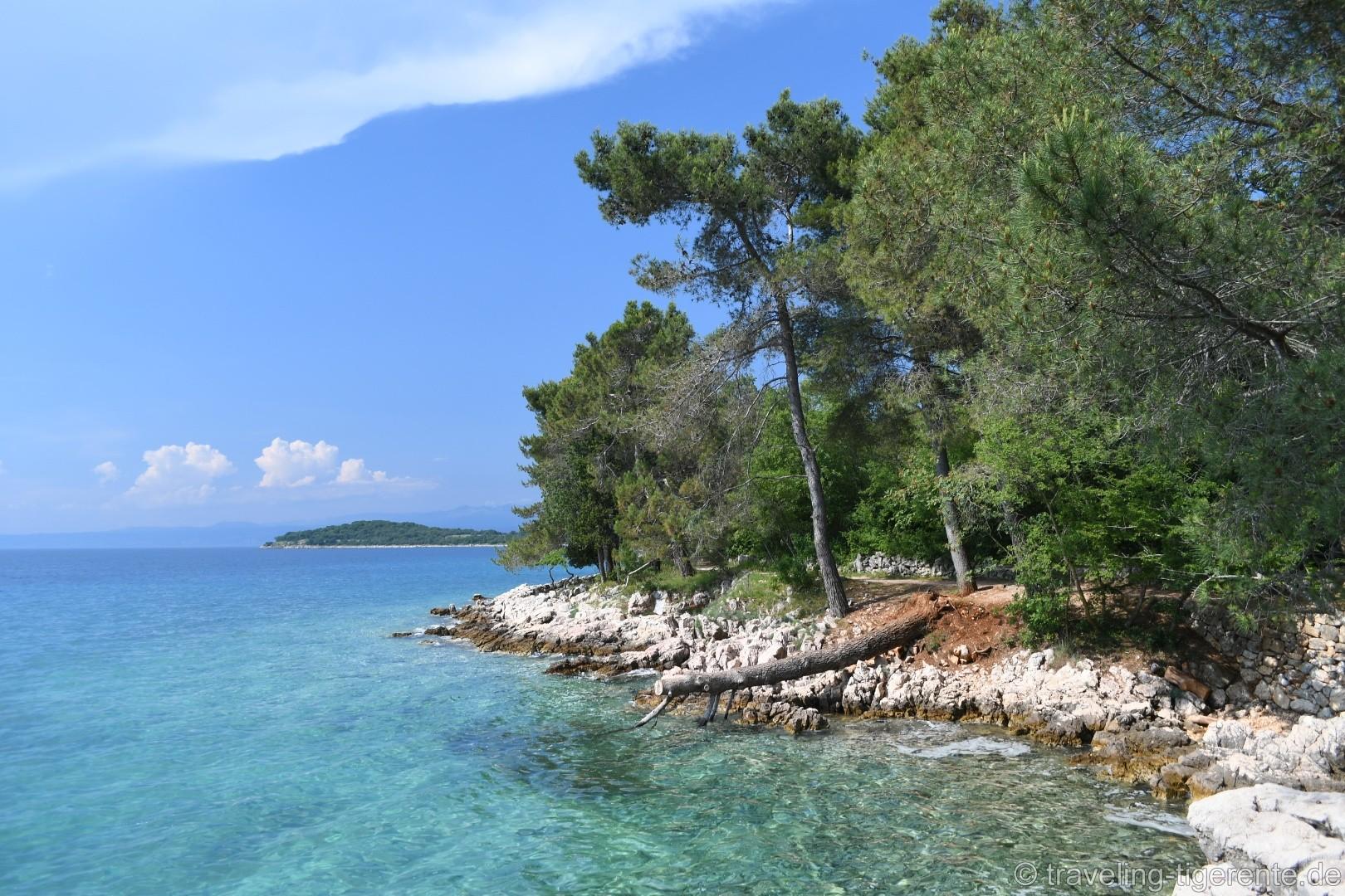 Wunderschöne Insel Krk