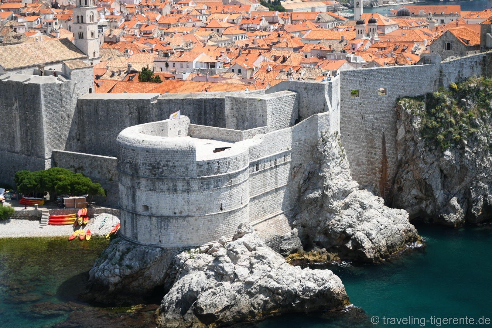 Dubrovnik – The real King's Landing!