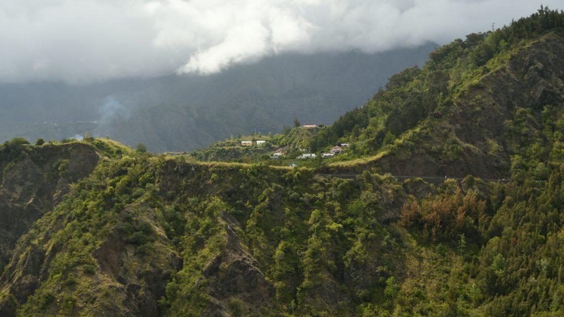 In der grünen Wildnis rund um Cilaos