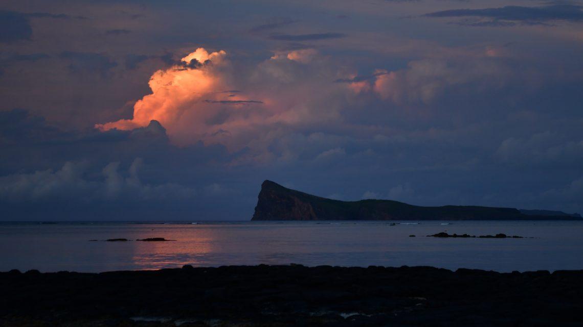 Schnorcheln vor der Felseninsel Coin de Mire