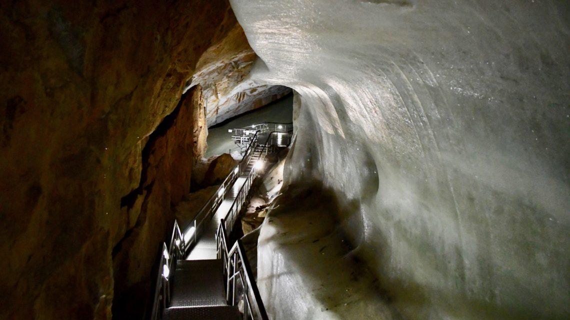 Wie aus einer anderen Welt – die Dobschauer Eishöhle