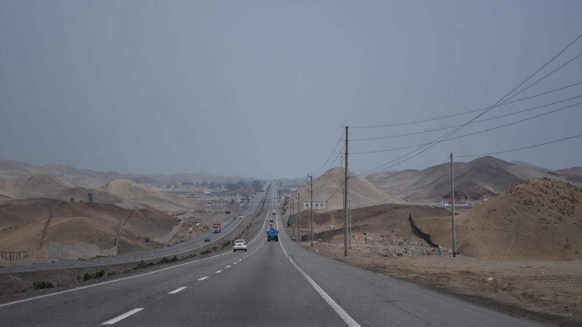 Selber Fahren in Peru