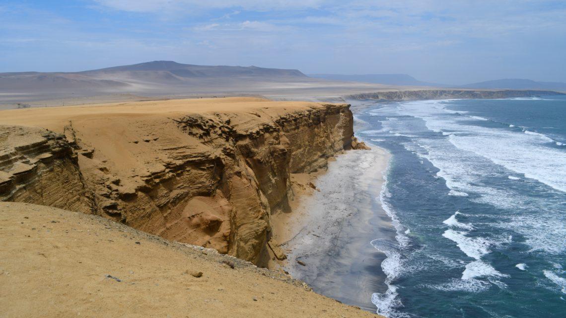 Spektakuläre Halbinsel Paracas