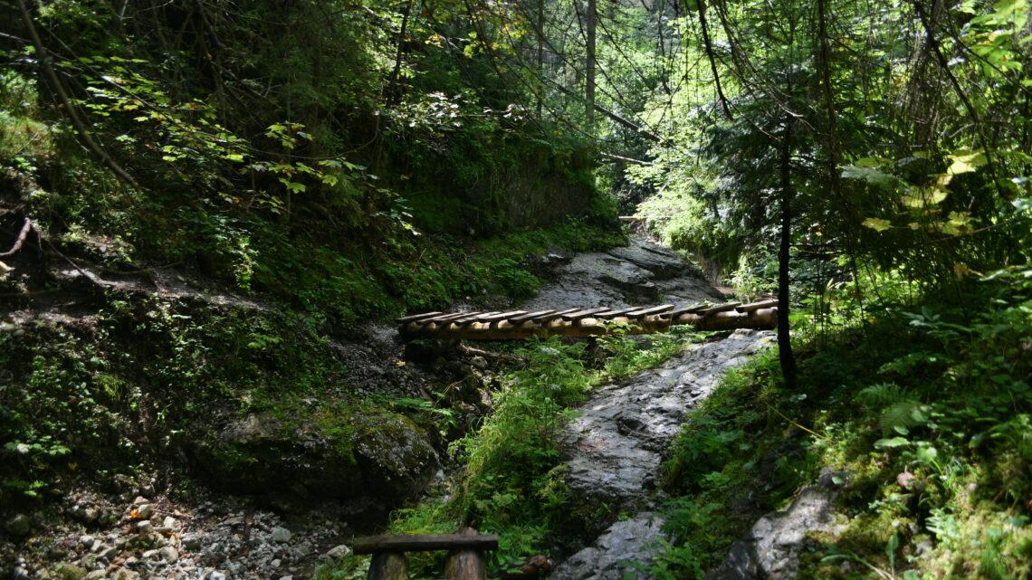 Wandern im Slowakischen Paradies